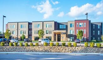 Cornerstone Creek – Affordable Housing